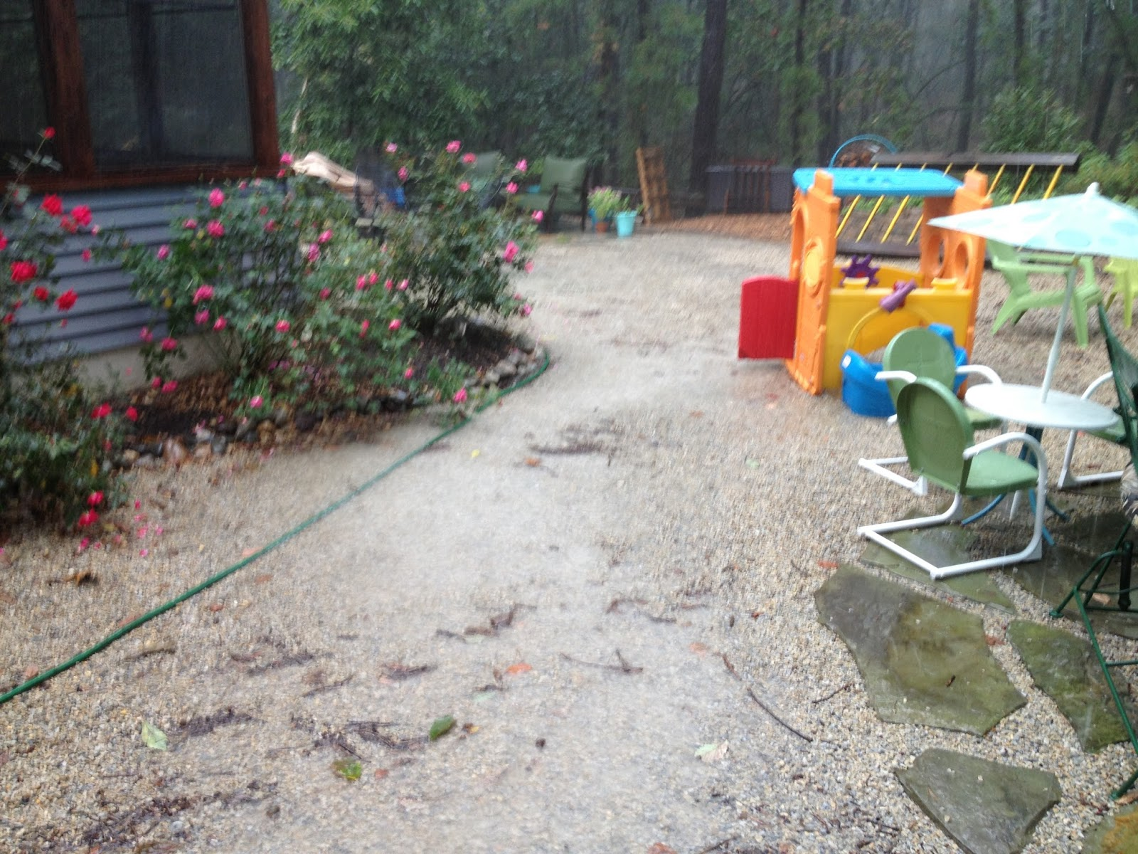 property flooding issues that could have been avoided