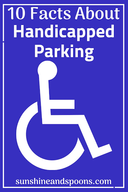 10 Facts About Handicapped Parking