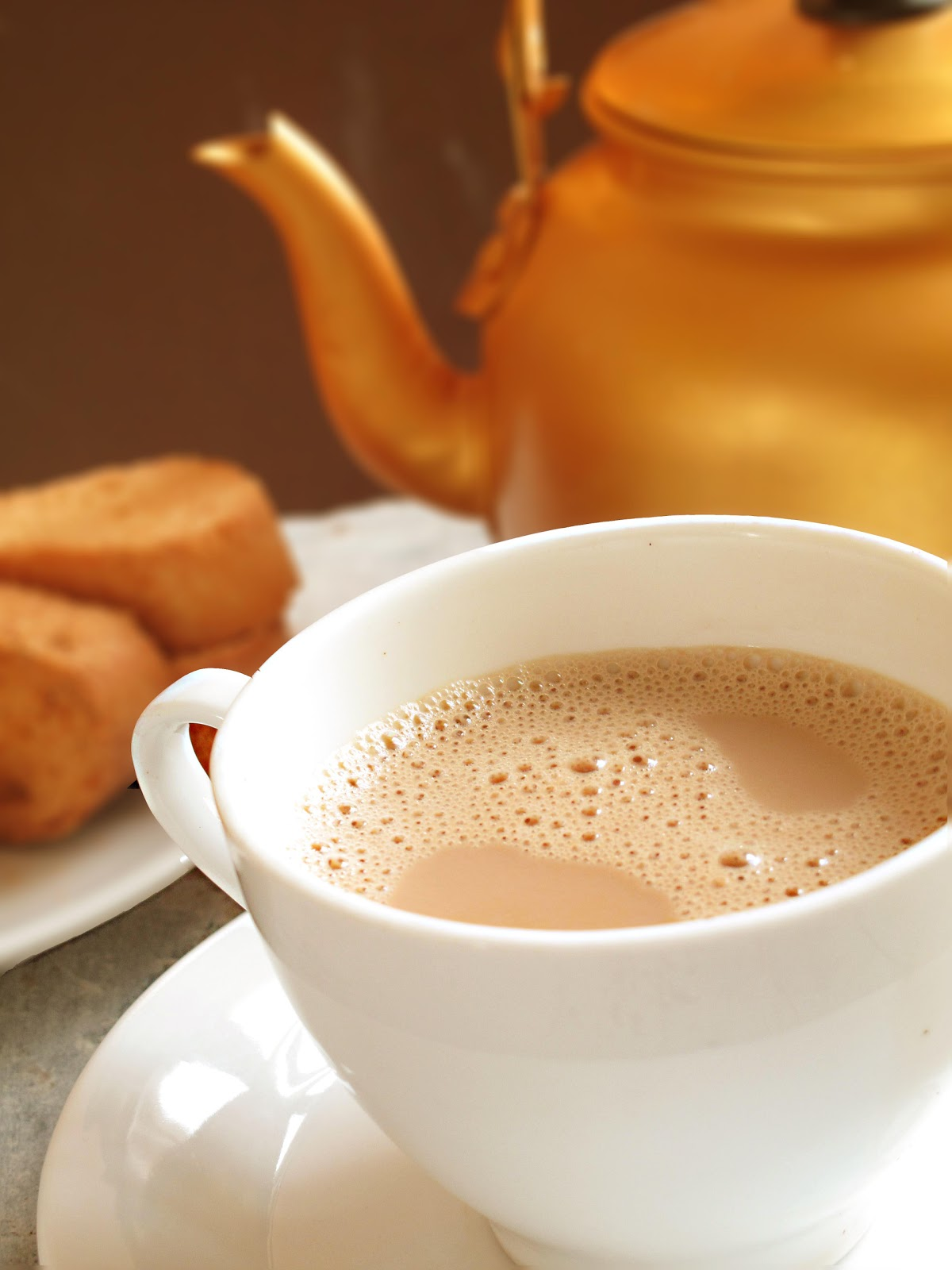 Journey Kitchen: Masala Chai - Indian Spiced Milk Tea