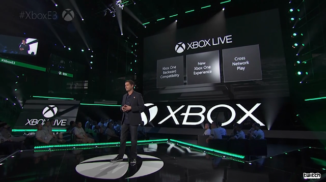 Mike Ybarra Xbox Live Network Microsoft team