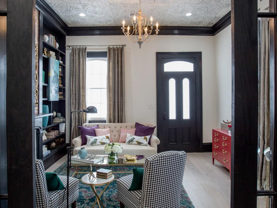 Property Brothers Take New Orleans Living Rooms