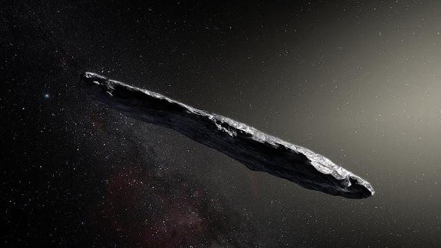 Καθηγητής του Χάρβαρντ: Σκουπίδι εξωγήινης τεχνολογίας πέρασε από το ηλιακό μας σύστημα!