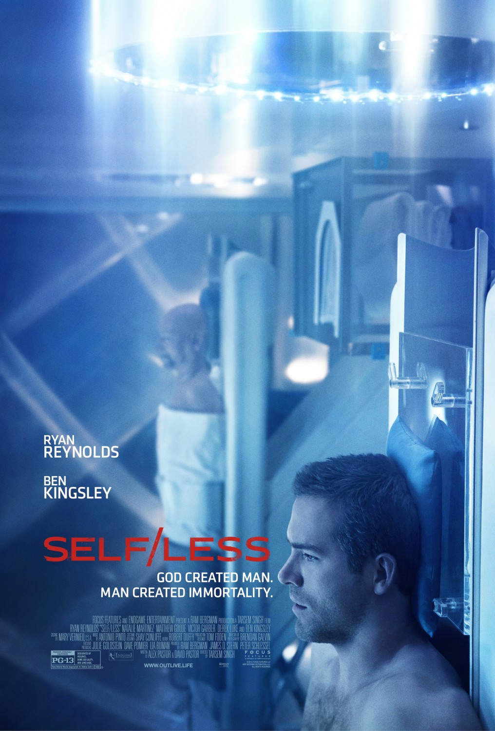 Nonton Film Self Less (2015)