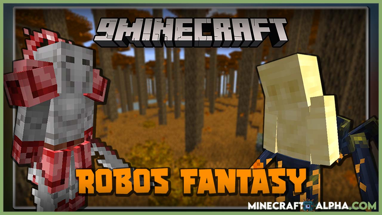Minecraft - Robo's Fantasy Mod