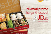 Hokben Promo Harga Khusus Di JD.id Periode 1 - 30 April 2020