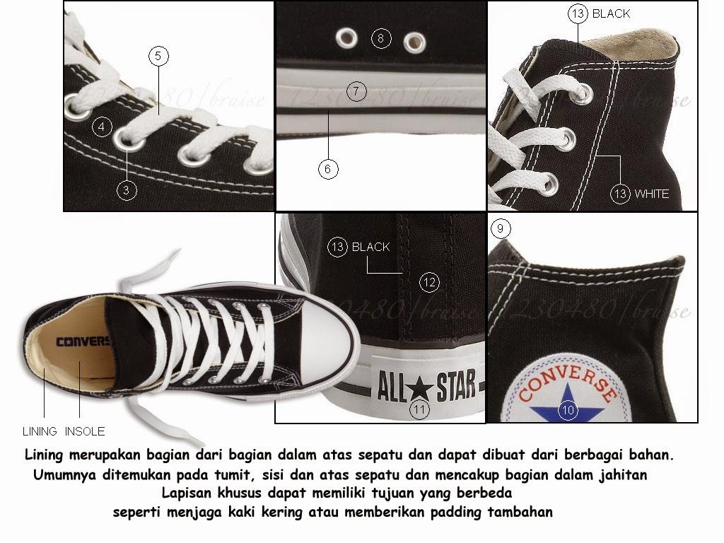 bb153073dc5b cara membedakan all star ori or ora. Sebelum membeli sepatu Converse  sebaiknya kita simak perbedaan yang Original dan KW.