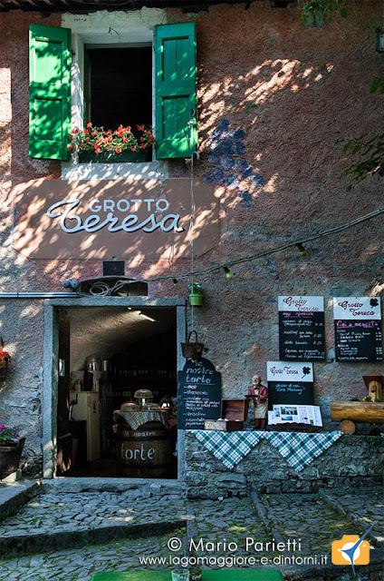 Grotti del canton Ticino