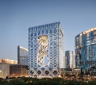 Khách sạn Morpheus Macau