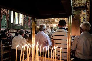 Ιερά Σύνοδος για κορωνοϊό: Οι ευπαθείς ομάδες να μείνουν σπίτι
