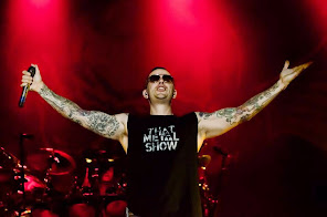 Tour dates of Avenged Sevenfold