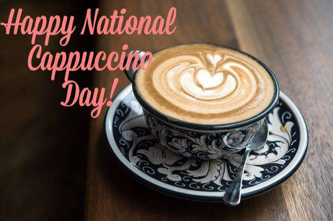 National Cappuccino Day Wishes pics free download