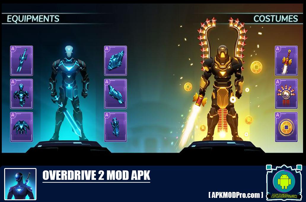 Download Overdrive 2 Mod Apk