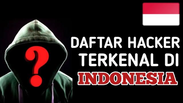 Hacker Terkenal Indonesia Sampai Diburu FBI
