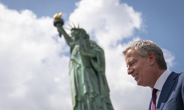 بل ڈی بلاسیو: کیوں لوگ نیویارک میئر کی 2020 بولی کو سنجیدگی سے سنبھال نہیں لیں گے؟