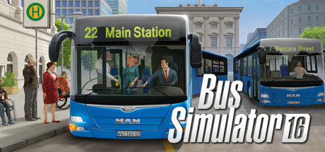 Bus Simulator 16 PC Full Español ISO [Mega]