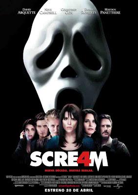 Scream 1-2-3-4 Dvdrip Latino [Terror] PL-BU - Identi