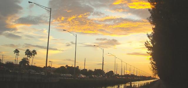 Tamiami Canal junto a la US 41