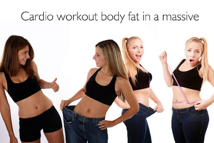 Cardio Exercise Body Fat in a Massive