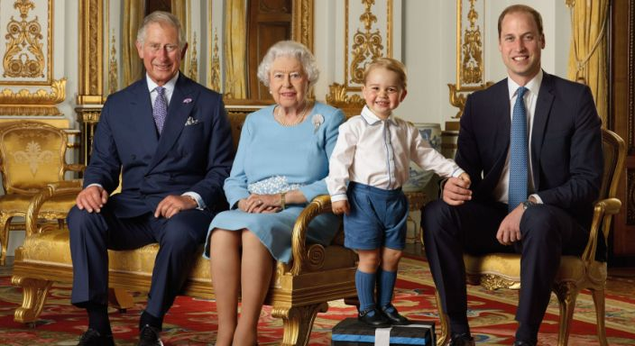Adorable photos showing just how much Prince George has grown