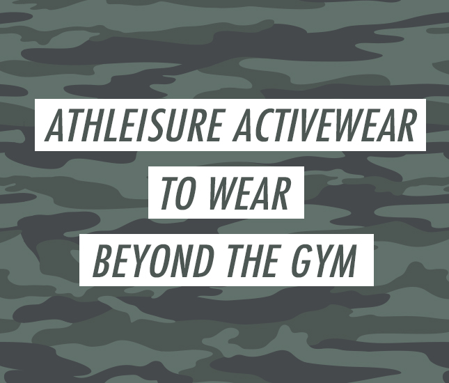 athleisure looks to wear at gym and beyond