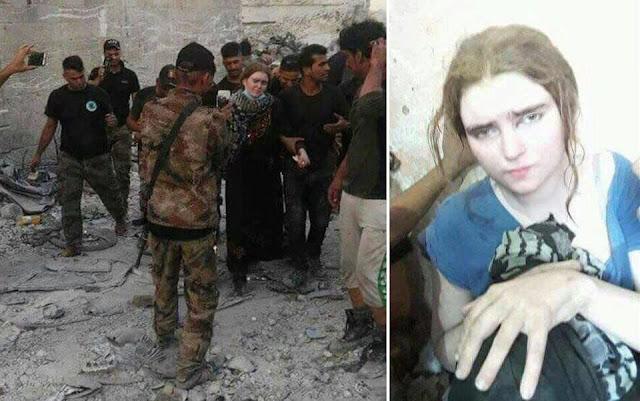 Сбежавшую школьницу из Германии нашли в Мосуле с поясом смертника
