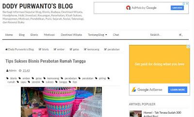 Alasan Mengapa Ngeblog Wajib Dilakukan