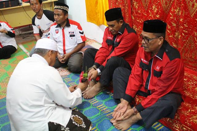 Tgk. Mustafa Sarong : Partai Aceh Telah Terbukti Membangun Pesantren