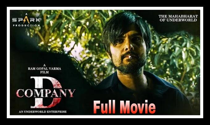 D Company (2021)  - Full Bollywood Movie