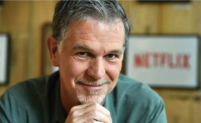 Reed Hastings: Người xây dựng đế chế phát video trực tuyến Netflix - Ảnh 1