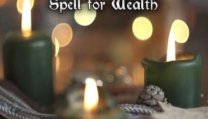 Spell for Wealth
