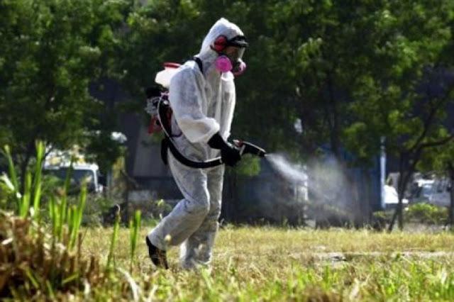 Φθιώτιδα: Πρόγραμμα ψεκασμού για τα κουνούπια 10 - 14 Αυγούστου