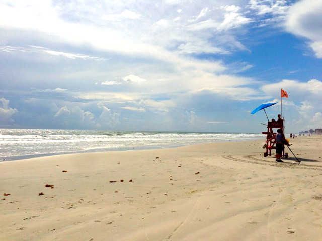 Morgan's Milieu | My Ultimate Bucket List: Photo taken on Daytona Beach
