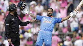 Shikhar Dhawan 109 vs South Africa | 13th ODI Hundred Highlights