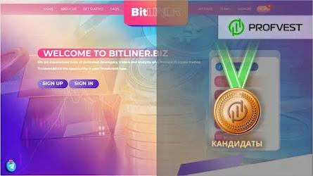 Кандидаты: Bitliner – 40% чистого профита за 10 дней!