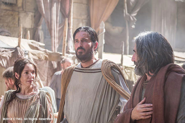 Paul, The Apostle of Christ and Luke #ad #PaulMovieL3,