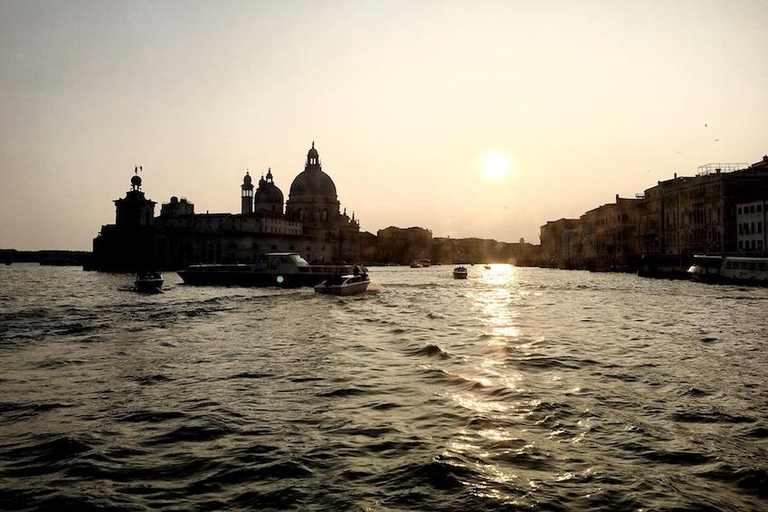 Venedig_Sonnenuntergang