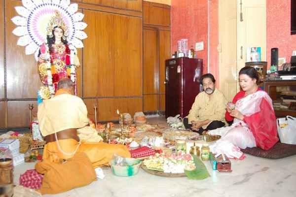 Lakshmi Puja observes in Bengal