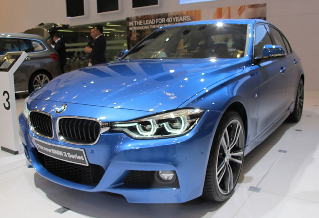 Harga dan Spesifikasi BMW Seri 3 Agustus2017