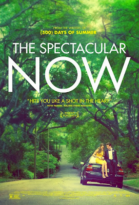 Poster Of Hollywood Film The Spectacular Now (2013) In 300MB Compressed Size PC Movie Free Download At worldfree4u.com