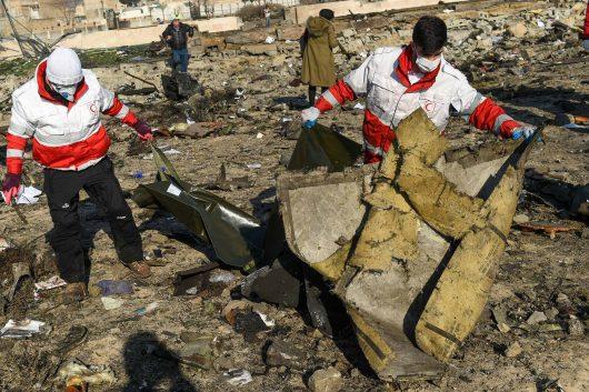 Irã prende responsáveis pela derrubada do avião ucraniano
