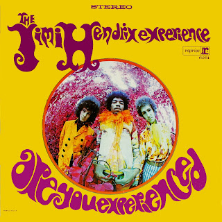 Portada del álbum Are You Experienced -de Jimi Hendrix en 1967
