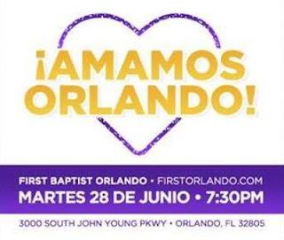Evento Amamos Orlando con Marcos Witt
