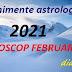 Evenimente astrologice în horoscopul februarie 2021