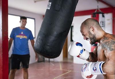 kiko martinez entrenamiento boxeo