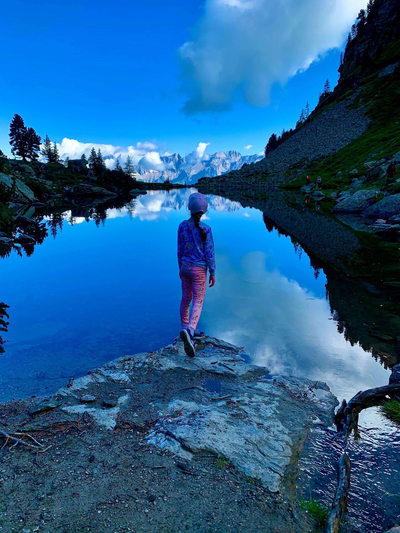 Wanderung Spiegelsee