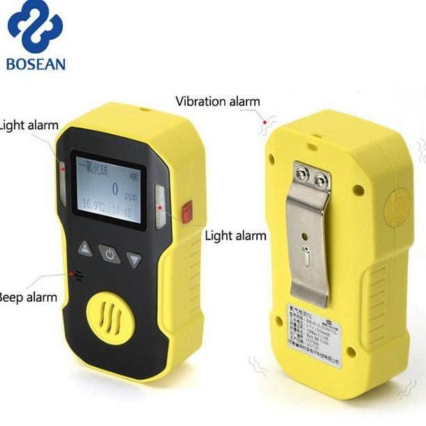Jual Gas Detector 4 In 1 O2 CO H2S LEL Bosean BH4A Tlp 08128222998