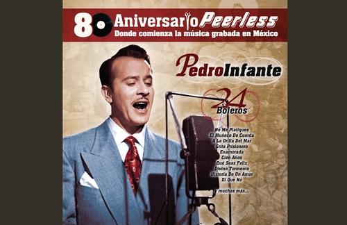 Tu Vida Y Mi Vida - Pedro Infante Lyrics