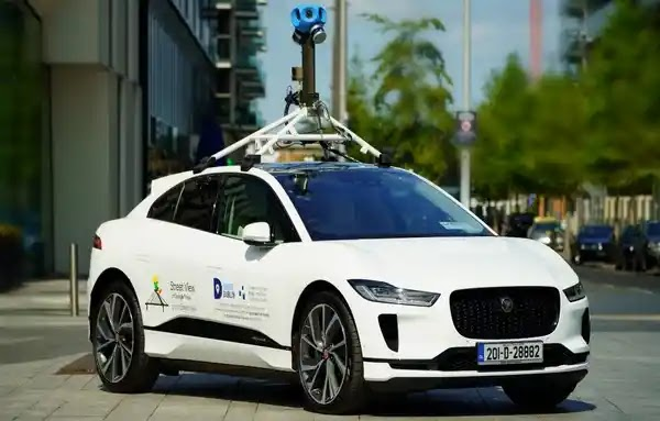 Google Launched Its First All-Electric Street View Car With Jaguar
