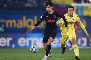 Atlético Madrid held again in Spanish league