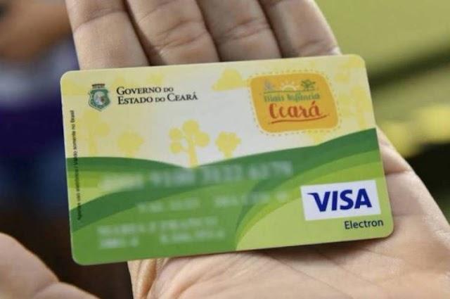 Governo antecipa novo pagamento do Cartão Mais Infância